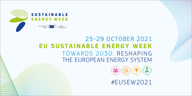 LIFE Ecodigestion 2.0 will participate in EU Sustainable Energy Week 2021
