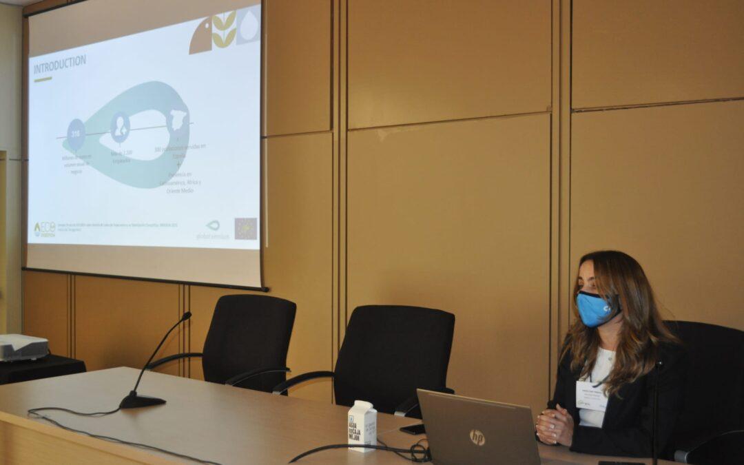 LIFE Ecodigestion 2.0 es presentando durante el 25 Salón Internacional del Agua y del Riego (Smagua 2021)